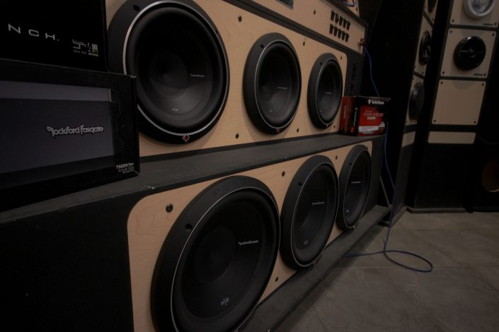 Audio Warehouse Speakers