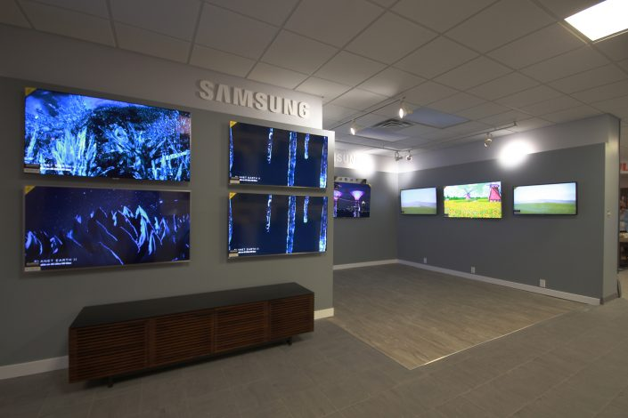 Audio Warehouse Samsung TV