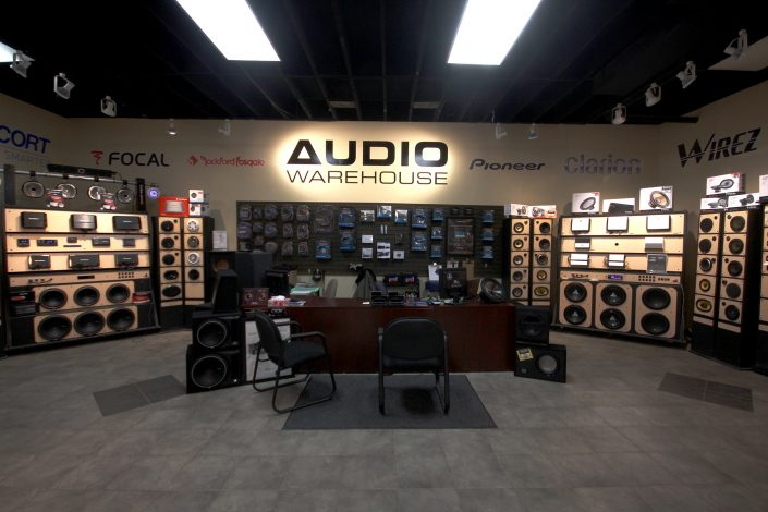Audio Warehouse Regina