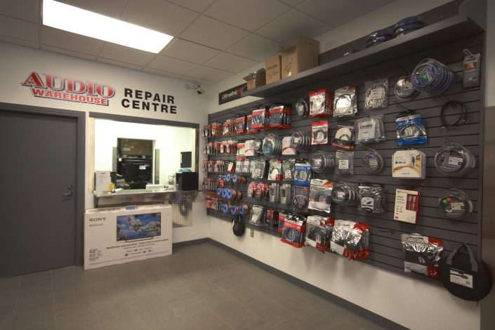 Audio Warehouse Repair Centre