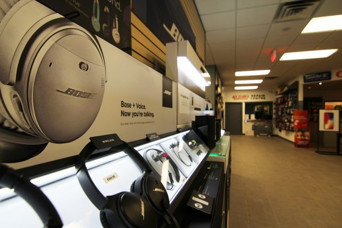 Audio Warehouse Bose Headphones