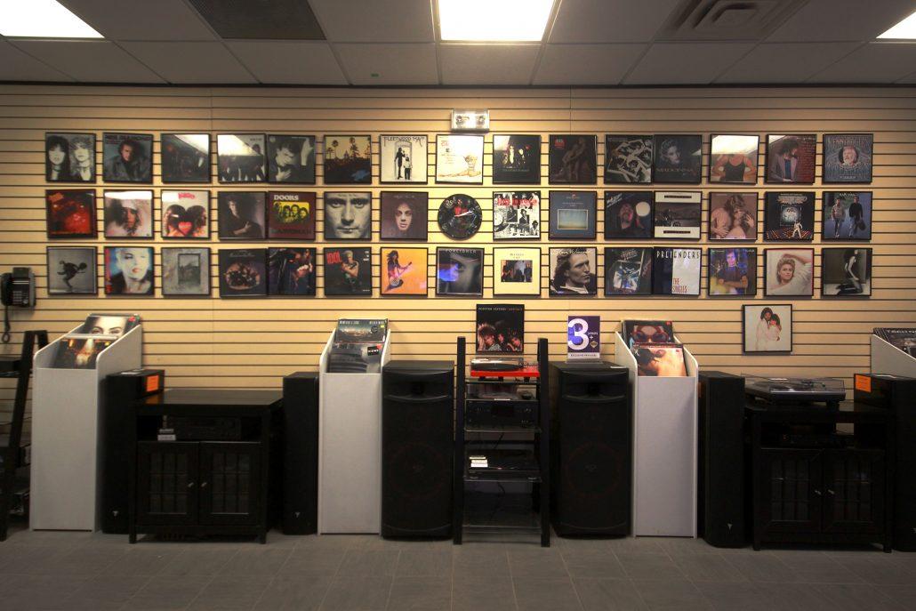 Audio Warehouse Records