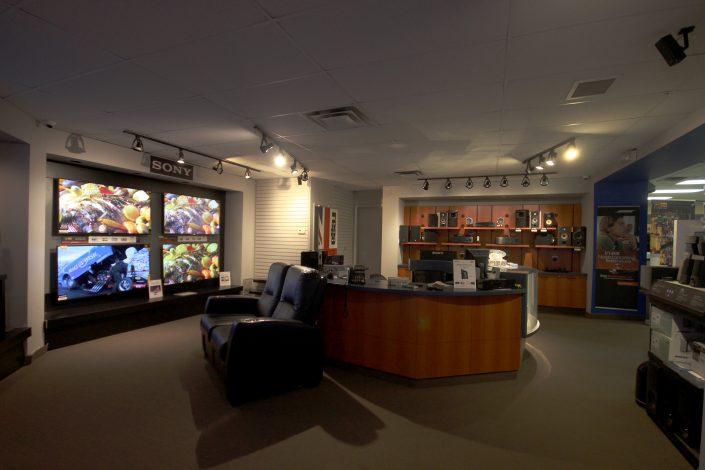 Audio Warehouse Sony TV