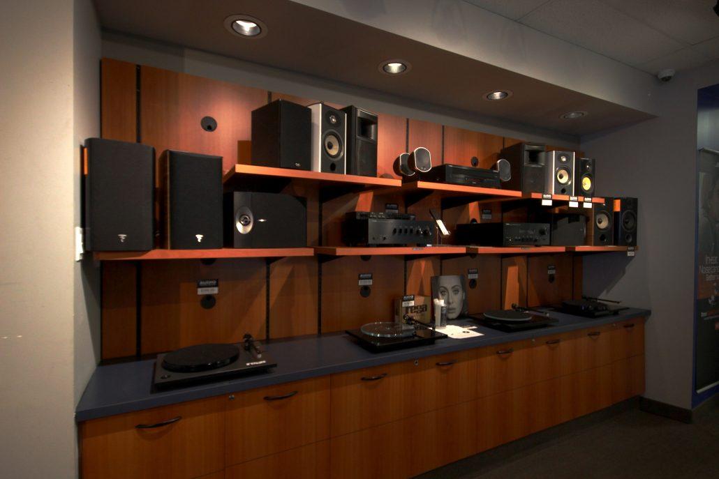 Audio Warehouse Speakers Turntables