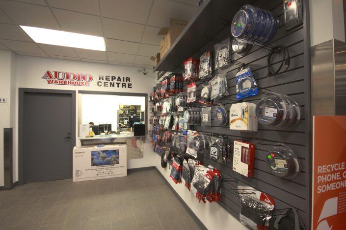 Audio Warehouse Repair Centre