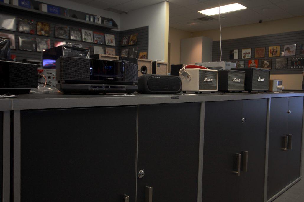 Audio Warehouse Radio