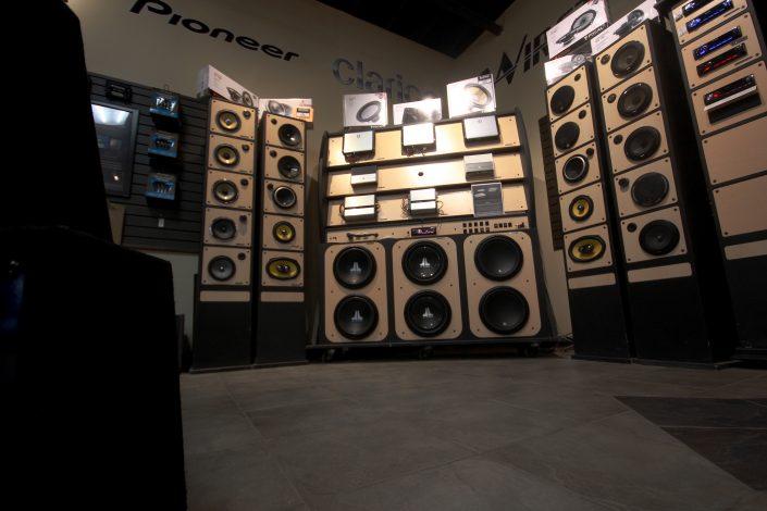 Audio Warehouse Car Speakers