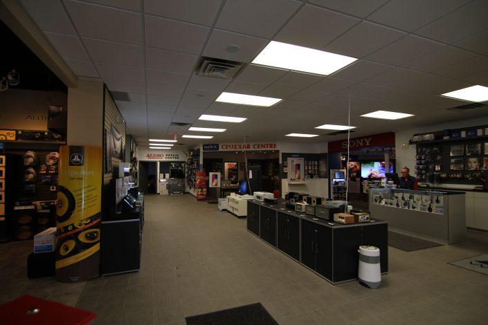 Audio Warehouse Regina Store