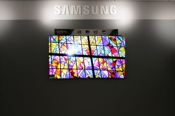 Audio Warehouse Samsung TV