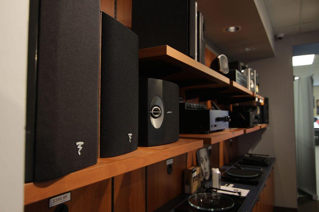 Audio Warehouse Speakers