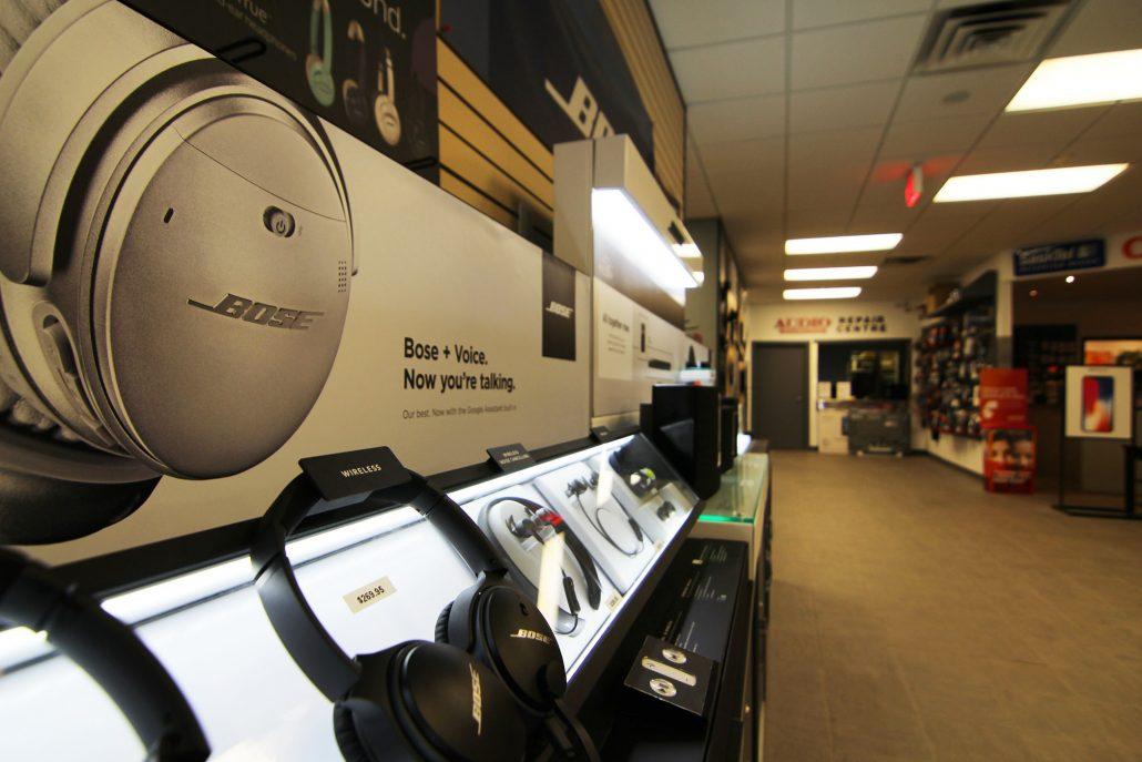 Audio Warehouse Bose Headphones