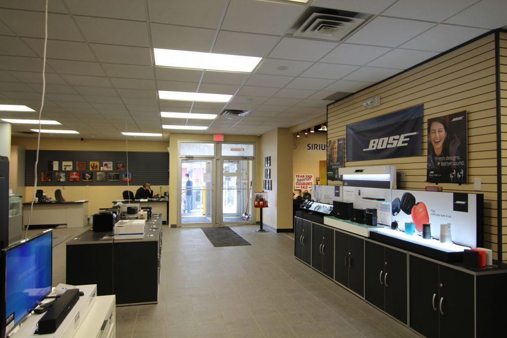 Audio Warehouse Bose Regina